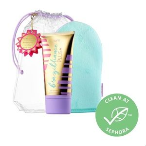 Tarte Brilliance Plus Self Tanner + Appl  Mitt